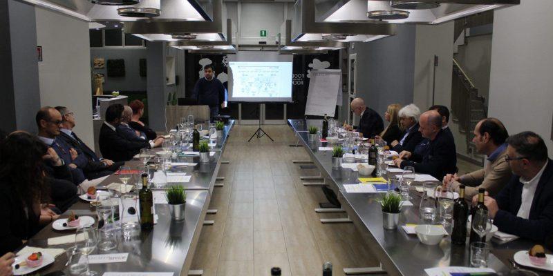 Evento aziendale formativo in Corefab
