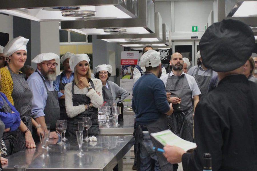 team cooking Milano Cormano
