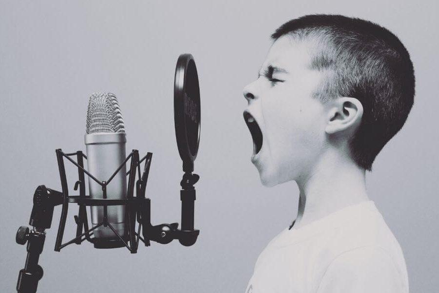 Canta la colonna sonora della tua azienda