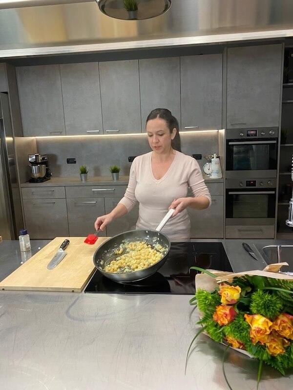 Riprese di video ricette Milano