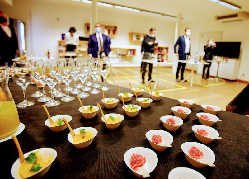 Finger food e cocktail class Milano