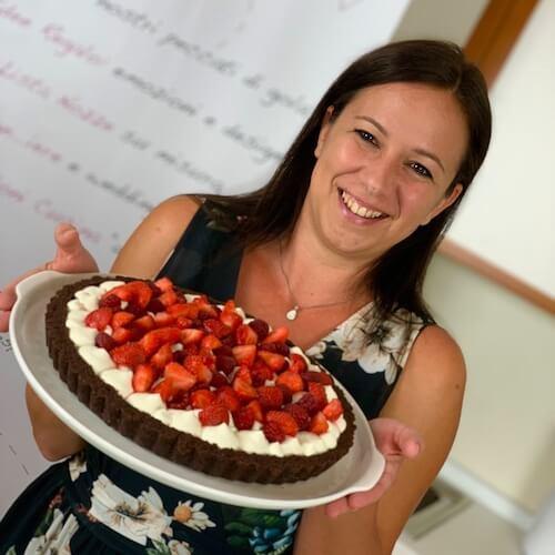 Patrizia Rimoldi show cooking