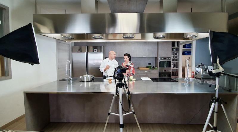 Programma di cucina Milano