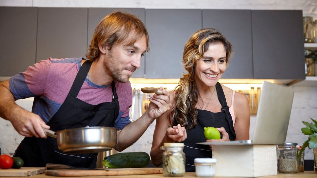 cooking teambuilding virtuale
